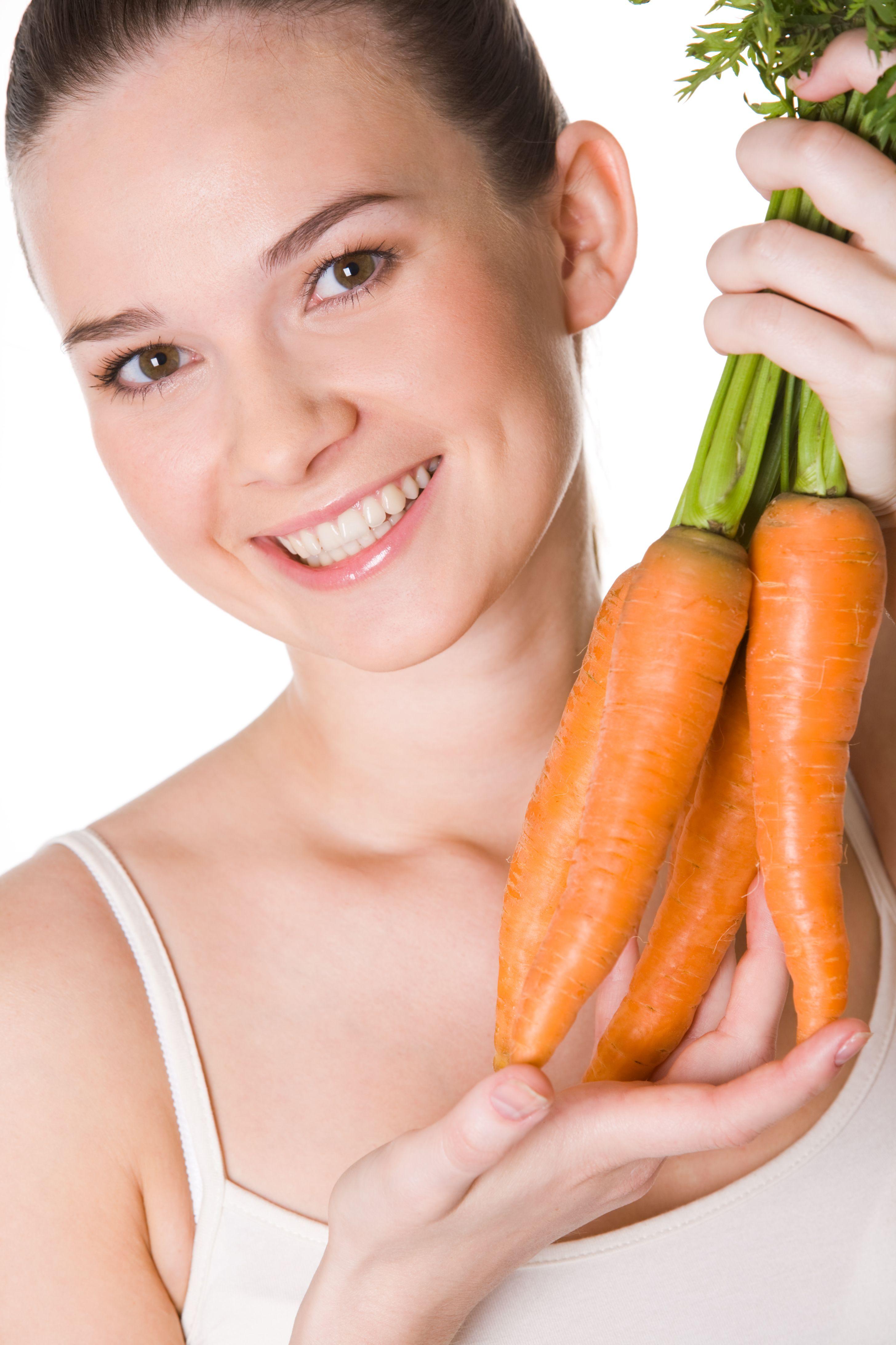 Benefits of carrots facial use
