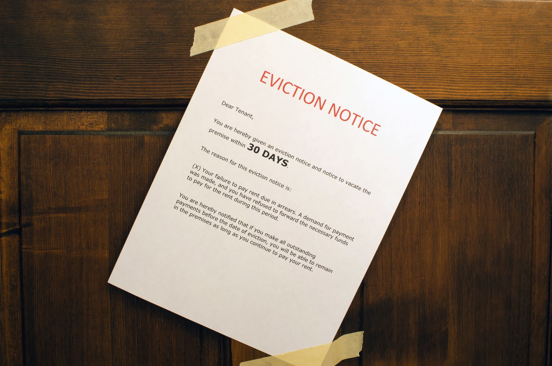 How To Evict A Family Member From A House Being A Landlord