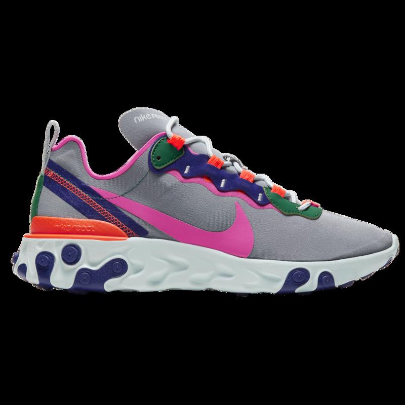 Nike React Element 55 Women's Foot Locker Nike