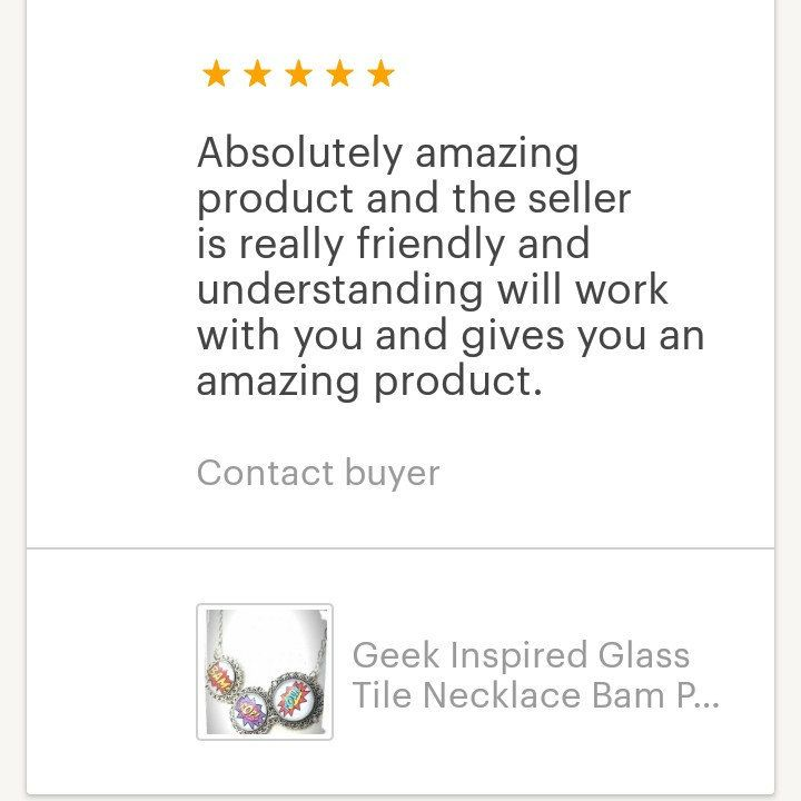 Wow what a fantastic lovely review, thank you so much for your review & purchase 😘 #craftyjujudesigns #craftyjujusweddingtreats #weddingguestbook #personalised #etsy #geek #guestbook #specialorder #review #fivestarreview #uniquegift #weddinggift #wedding