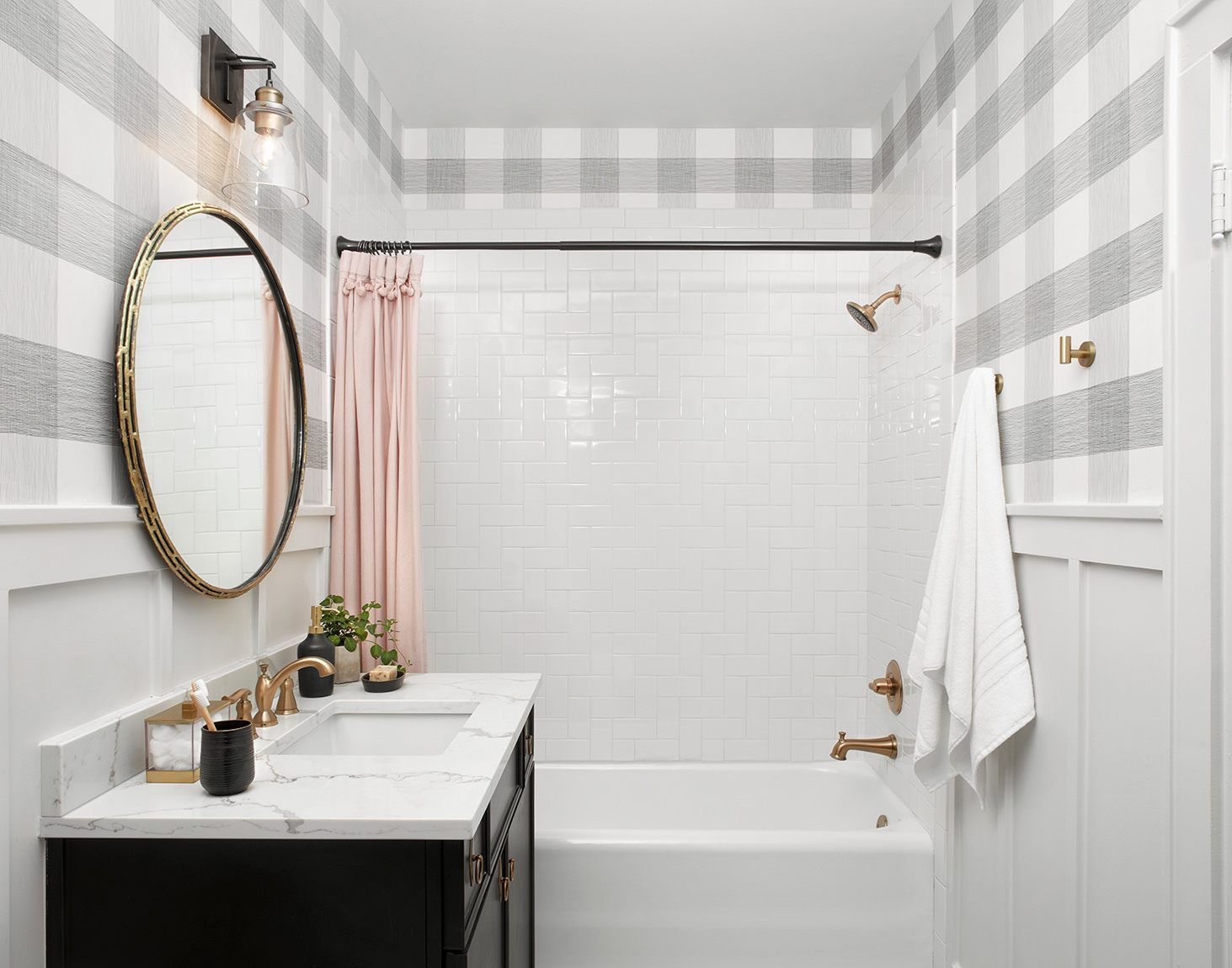 Episode 1 of season 5   Wainscoting, Master bathrooms and Hardware
