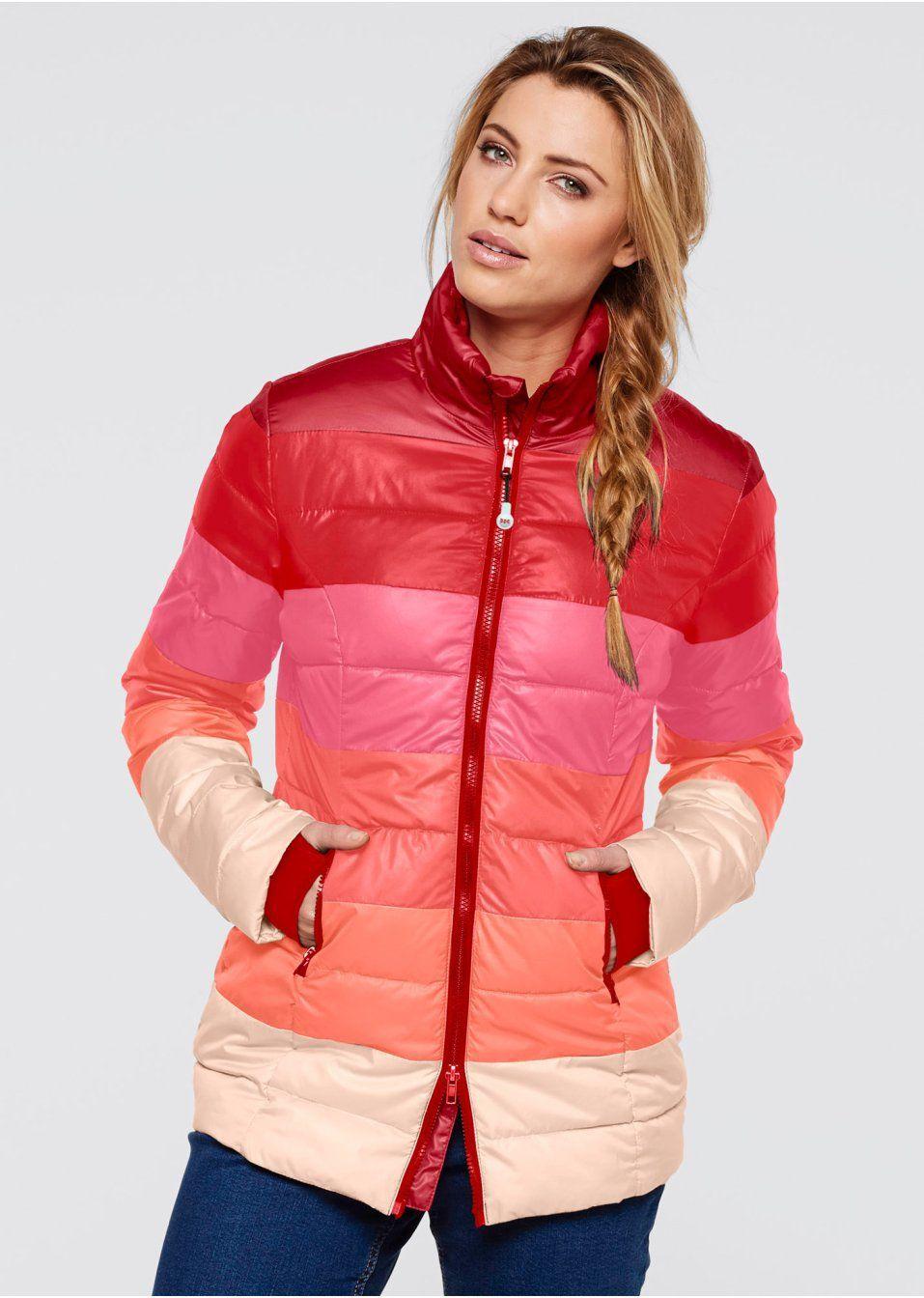 farebná inšpirácia Funkčná outdoorová bunda Ľahko vatovaná • 44.99 € • Bon prix