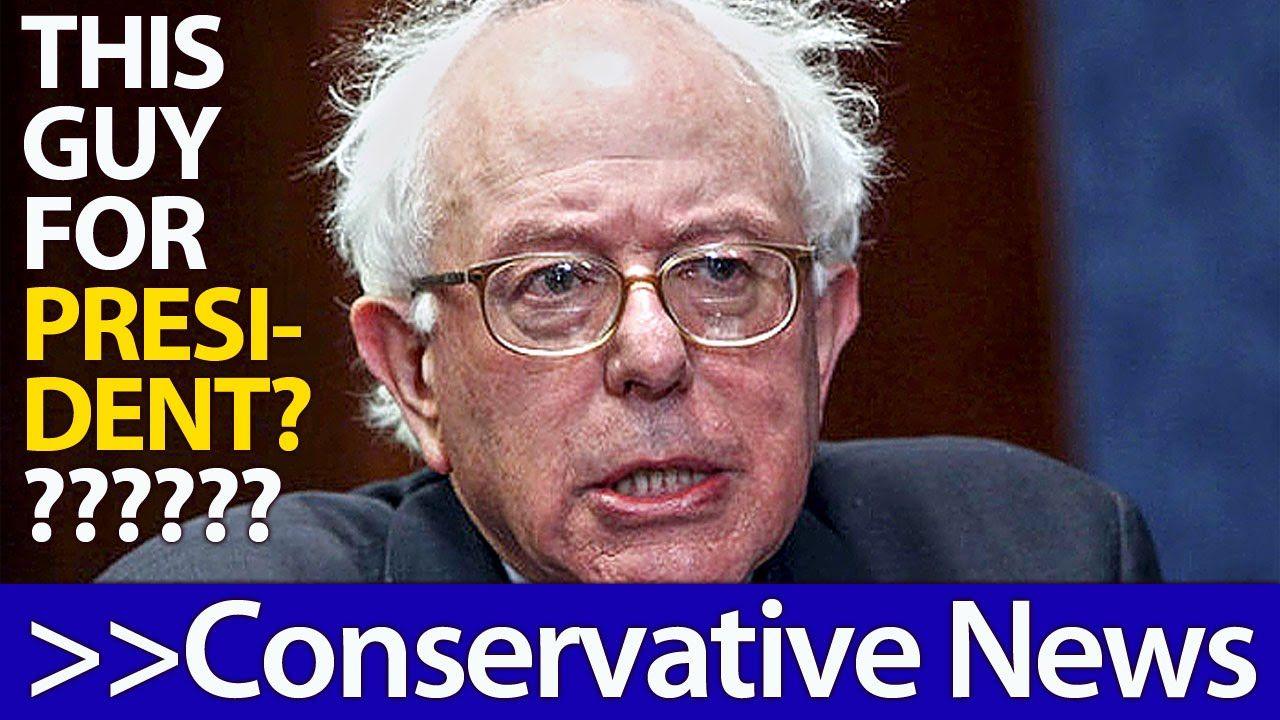 Socialist Bernie Sanders Runs For President – Why Bernie's Brand Of Socialism will NEVER work!