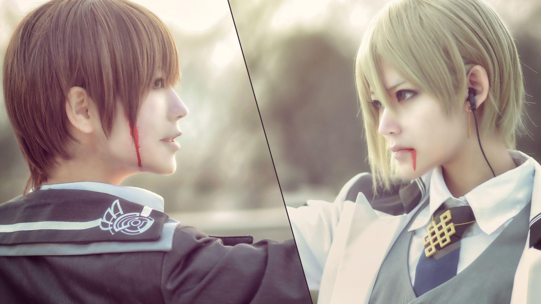 复苏 - NightyQueen(奈缇) Natsuhiko Azuma, Ron Muroboshi Cosplay Photo - Cure WorldCosplay