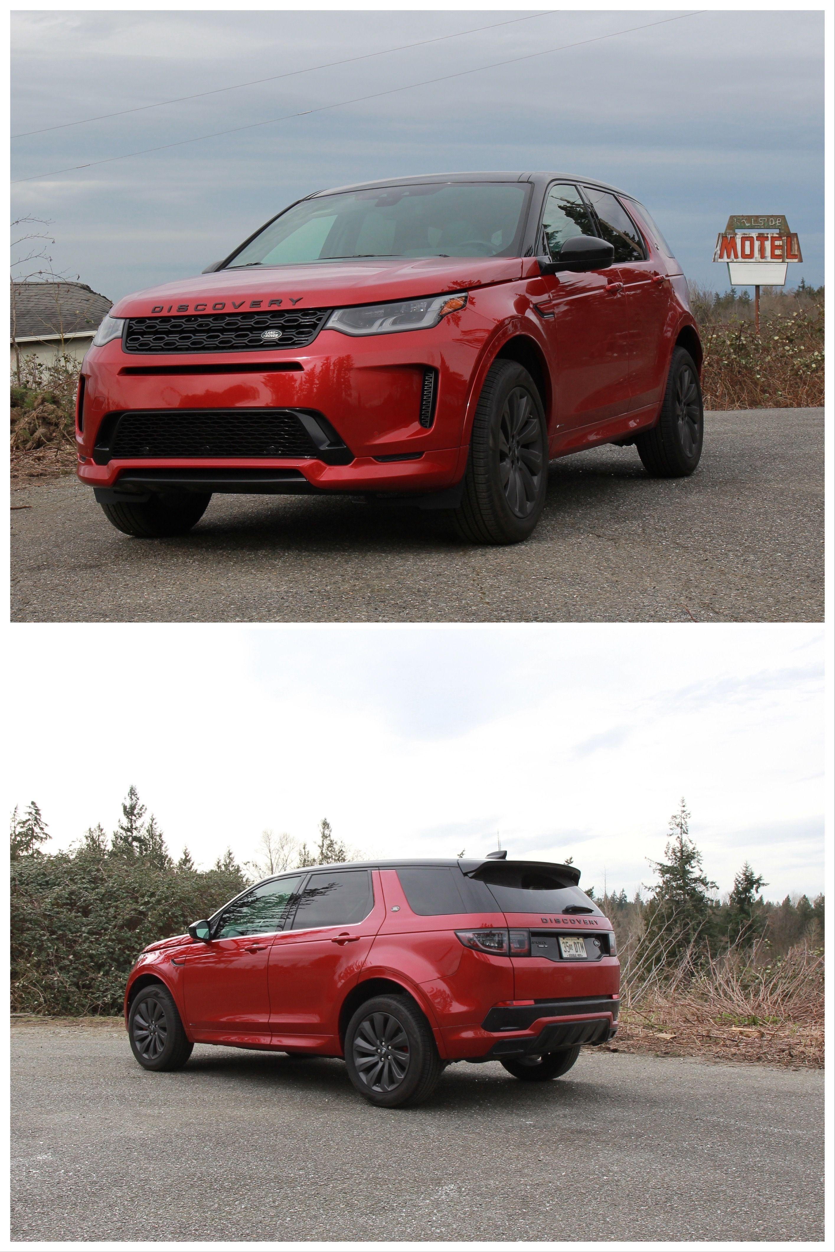 2020 Land Rover Discovery Sport Review, Photos