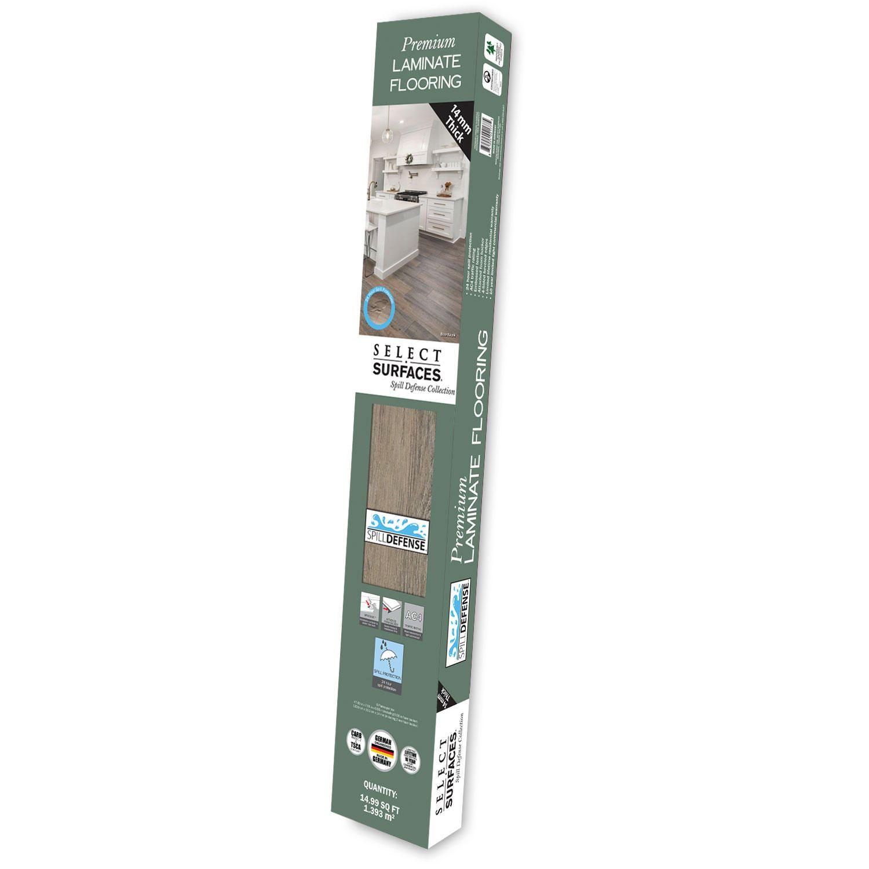 Select Surfaces Driftwood Laminate, Select Surfaces Premium Laminate Flooring