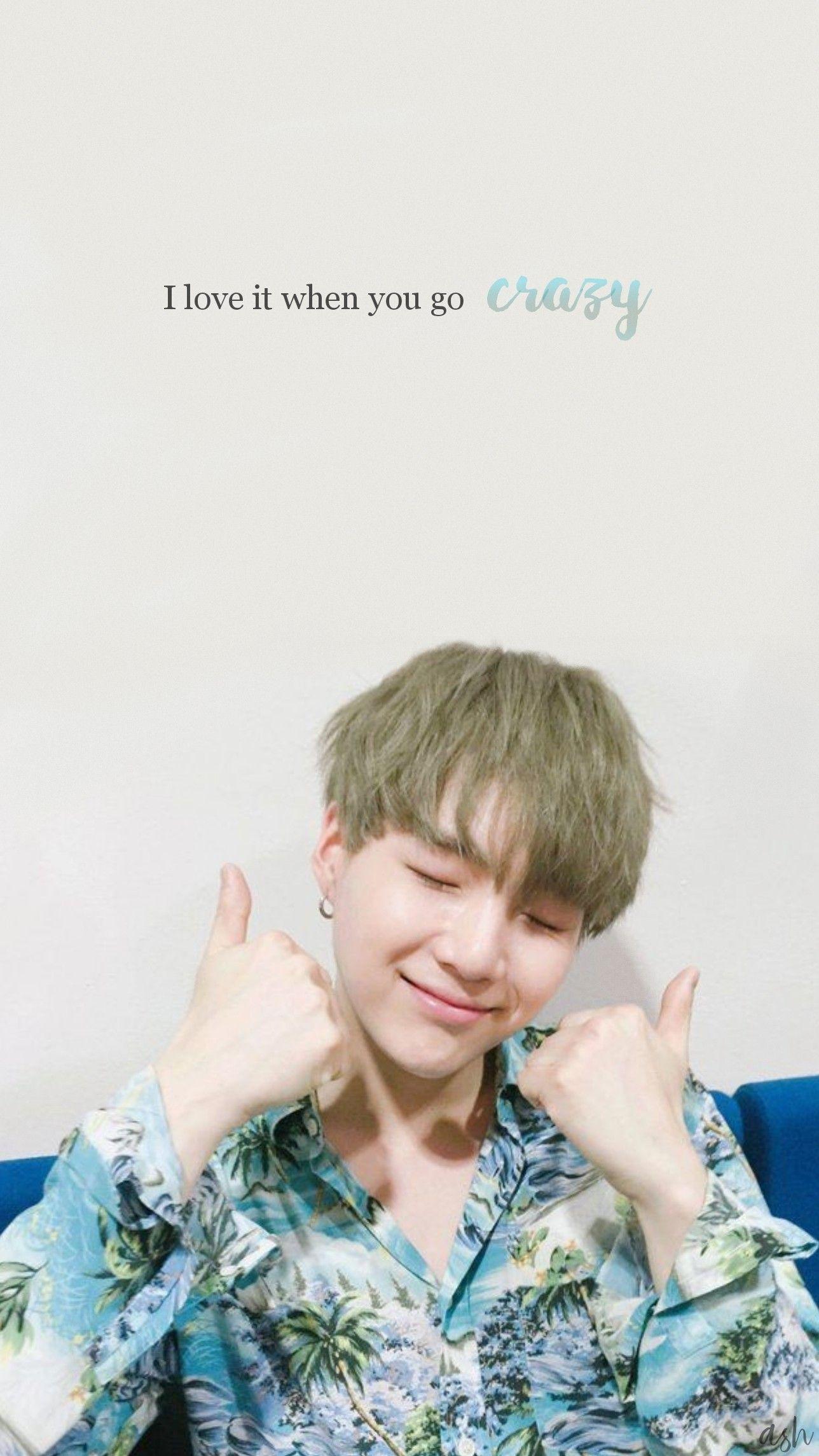 Yoongi Wallpaper Omg He Looks So Cute Here Bts Wallpapers In