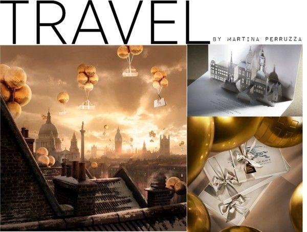 """Travel by Martina Perruzza"" by martinambf on Polyvore"