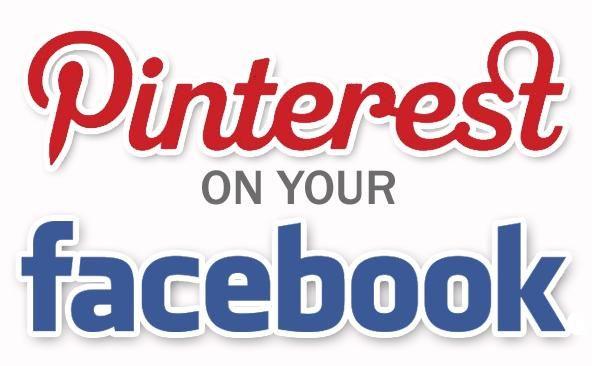 integrar pinterest en página de facebook