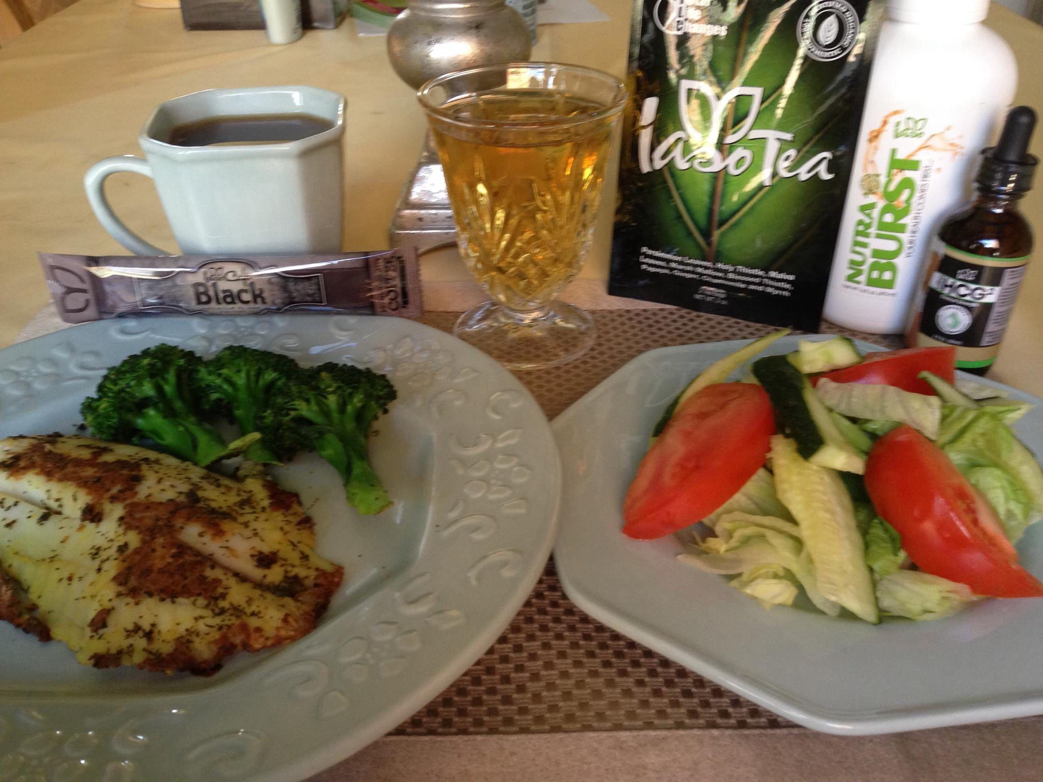 Nada mejor que una rica comida baja en calorias. www..