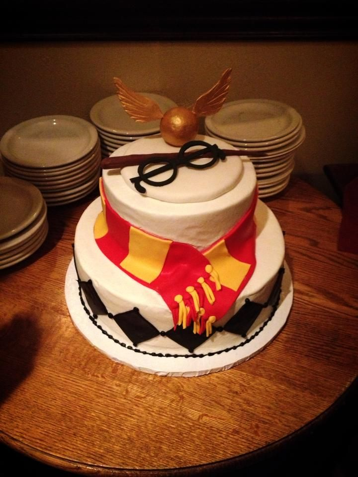 Harry Potter Grooms Cake Here Comes The Bride Harry Potter Cake