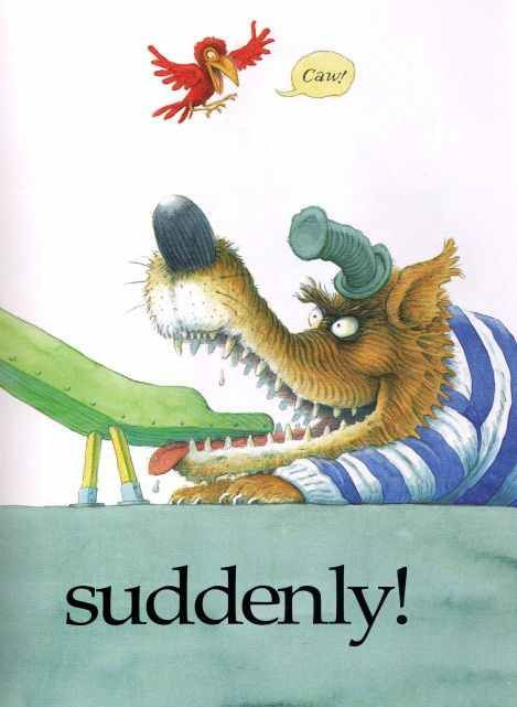 f420d44d92 From SUDDENLY by Colin McNaughton books4yourkids.com  Good News Bad News by  Jeff Mack