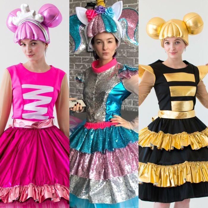 Костюм кукла Лол Lol Единорожка Пчелка - 1 | Костюм ...