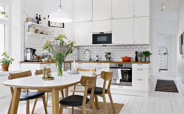 Sélection de cuisines à la déco scandinave Open kitchens, Kitchens