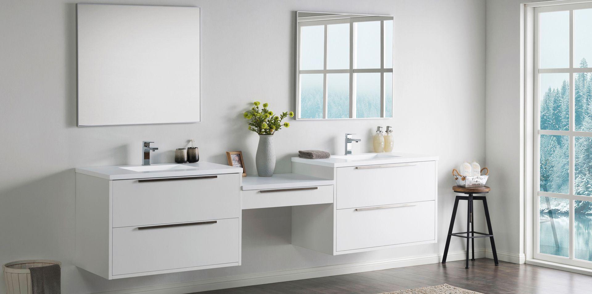 Best 10 Best Modern Bathroom Cabinets 400 x 300