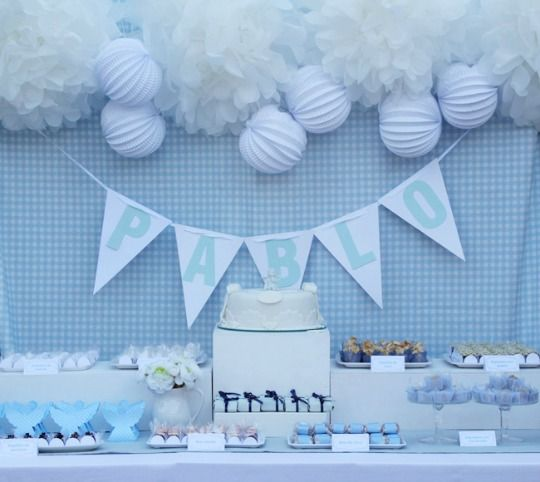 Fiestas nice party 1 bautizo comunion pinterest - Decoracion comunion original ...