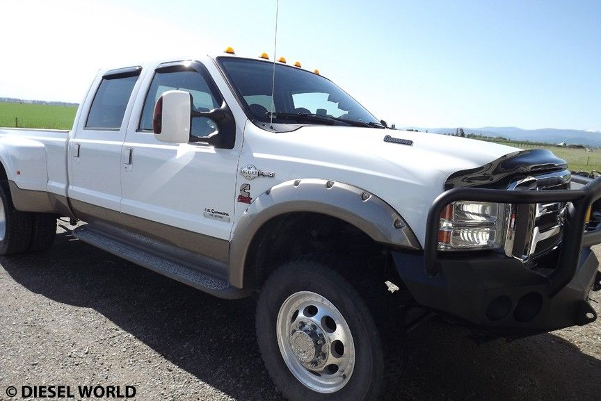 Powered King Ranch