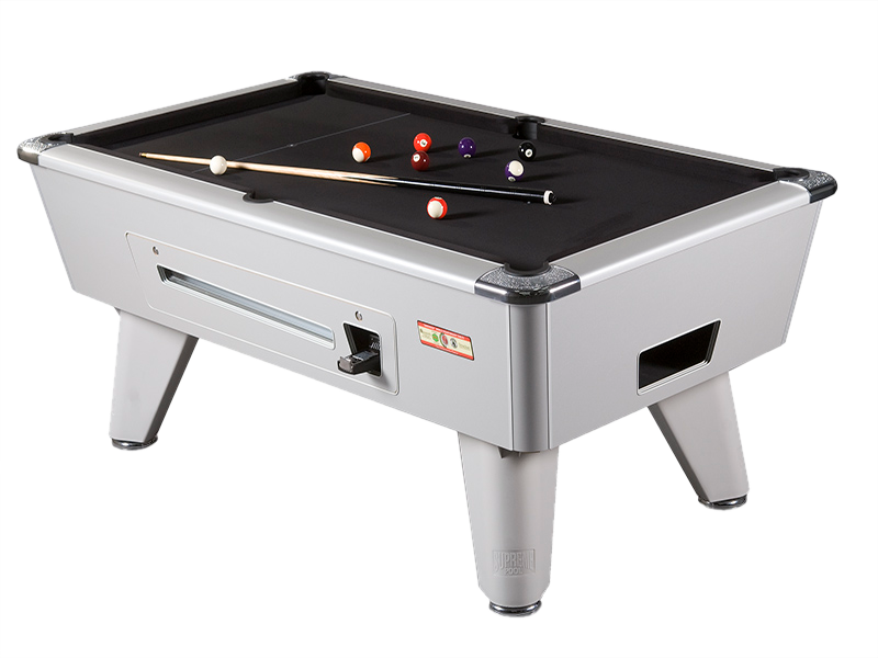 Supreme Winner Pool Table Aluminium Supreme Pool Tables - Aluminum pool table