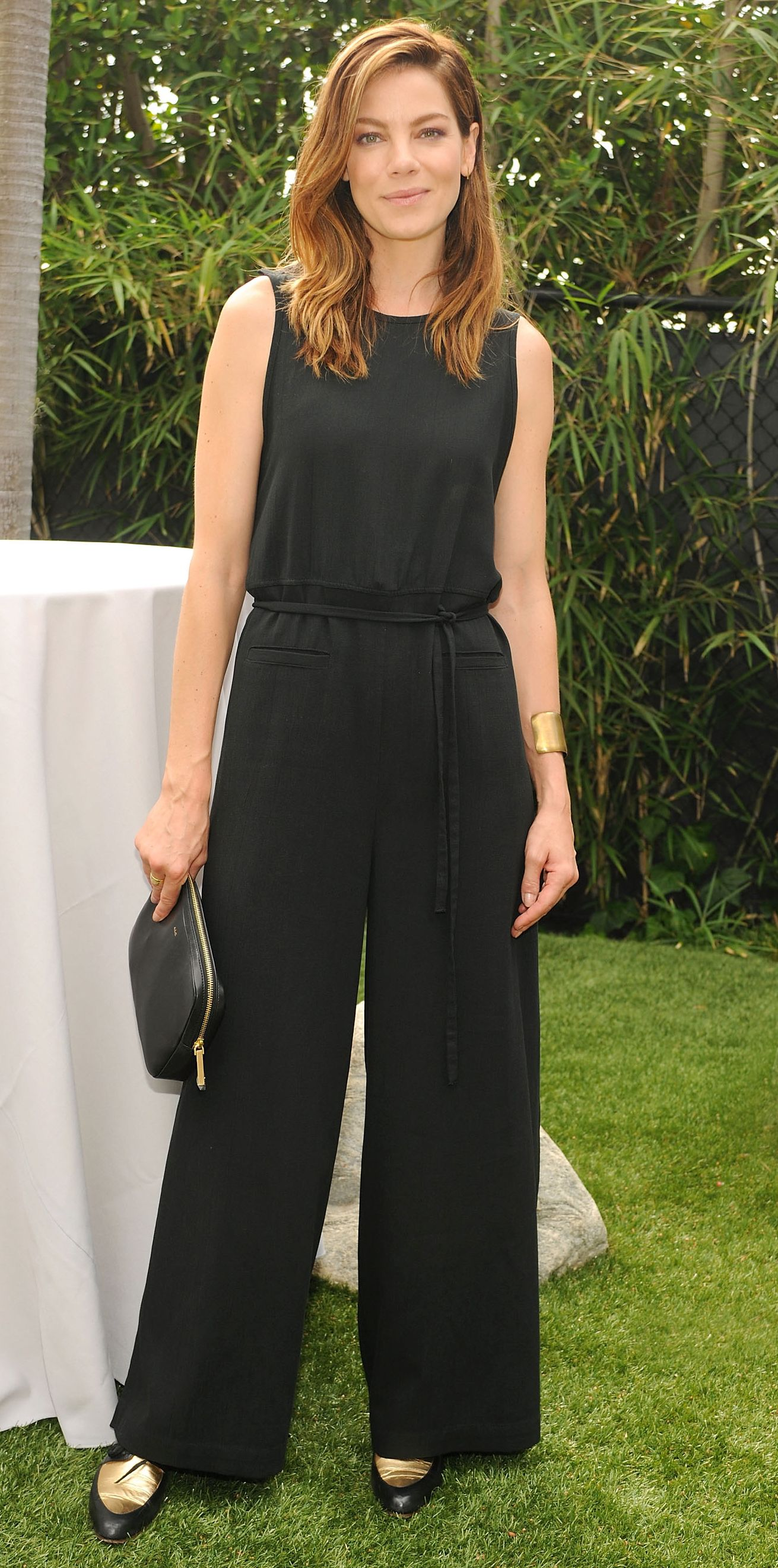 Monaghan michelle look of the day
