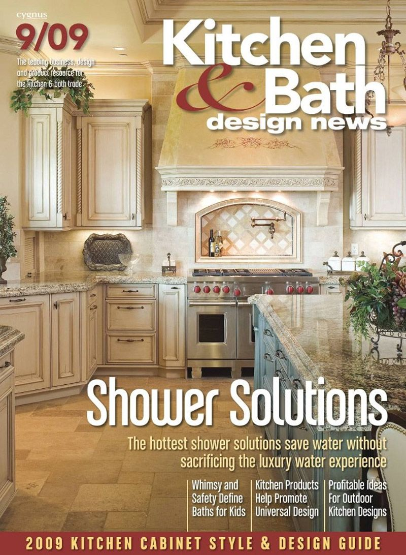 Beautiful FREE   Kitchen U0026 Bath Design News Magazine   The Green Head