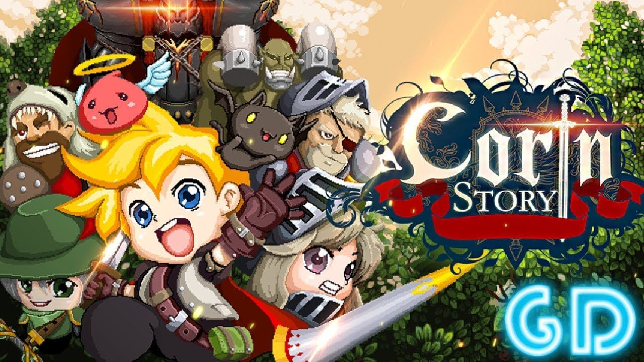 Corin Story Action RPG Gameplay Android Rpg, Free
