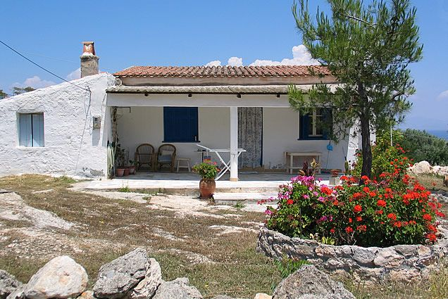 Traditional Greek Houses traditional greek cottage | my greece | pinterest | traditional