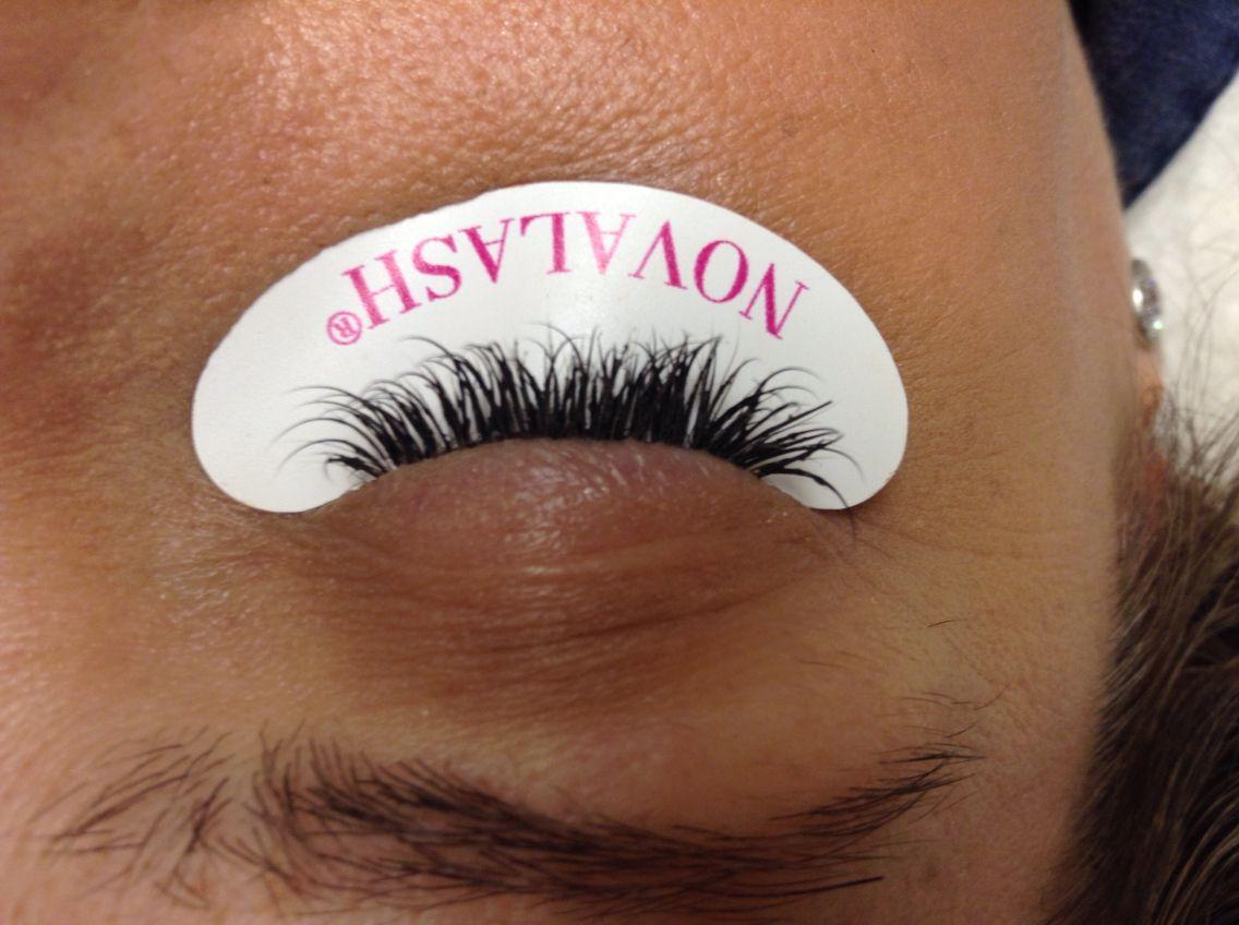 Eyelash Extensions Done By Dani B Makeup Eyelash Extensions