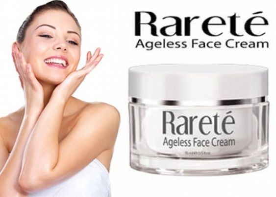 Rarete ageless cream