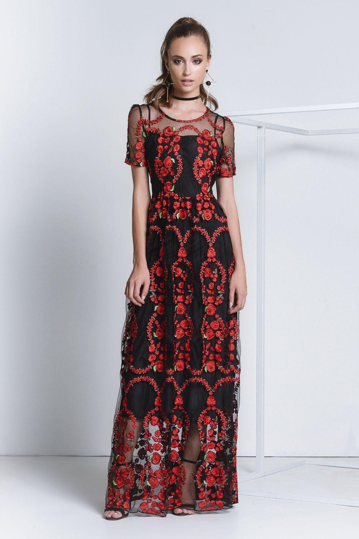 1877534cfde Same No More - Aluguel de Vestidos de Festa. Vestido Dolce Fatal. Marca  Dolce
