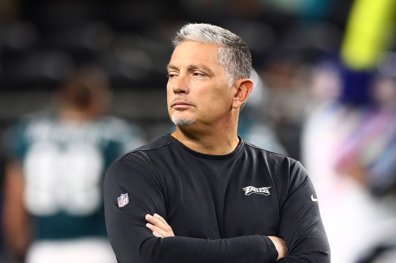 Report Browns Request To Interview Eagles Defensive Coordinator Jim Schwartz Nfl News Nfl Update Nfl Nfl Slash In 2020 Usa Today Sports Nfl News Sports News