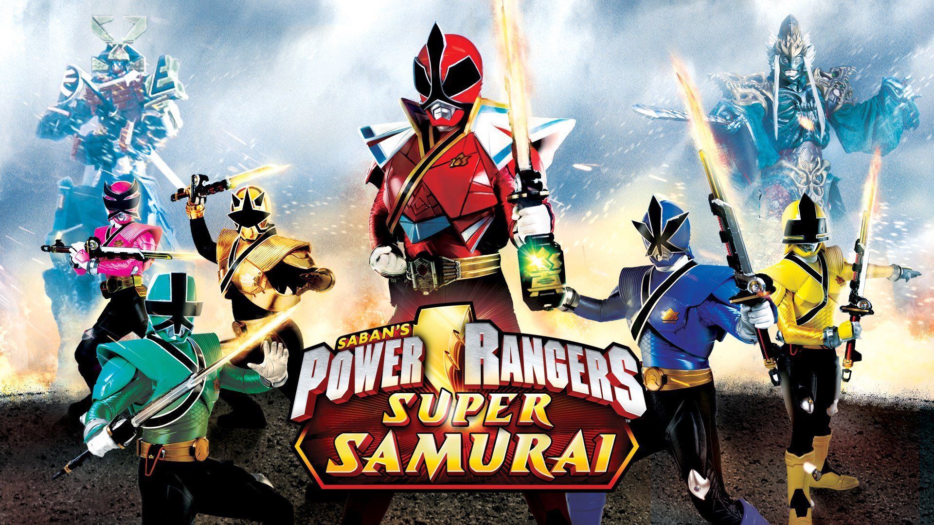 Power Rangers Super Megaforce Red Ranger - wallpaper. | Free ...