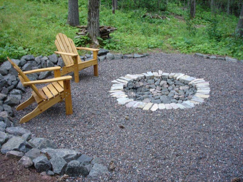 Begin the New Year in ground fire pit party! | Fire Pit ... - photo#46