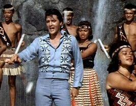 Elvis is Paradise Hawaiian Style 1965