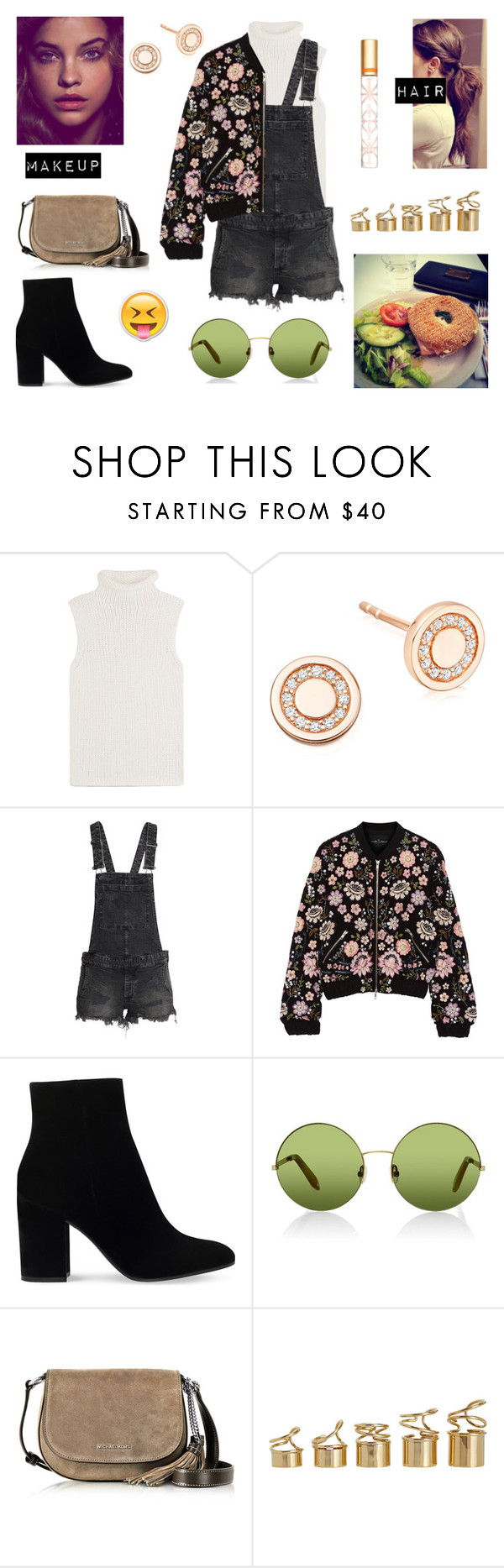 """""""30/09/16"""" by milena-serranista ❤ liked on Polyvore featuring Theory, Astley Clarke, H&M, Needle & Thread, Gianvito Rossi, Victoria, Victoria Beckham, Balenciaga and Tory Burch"""