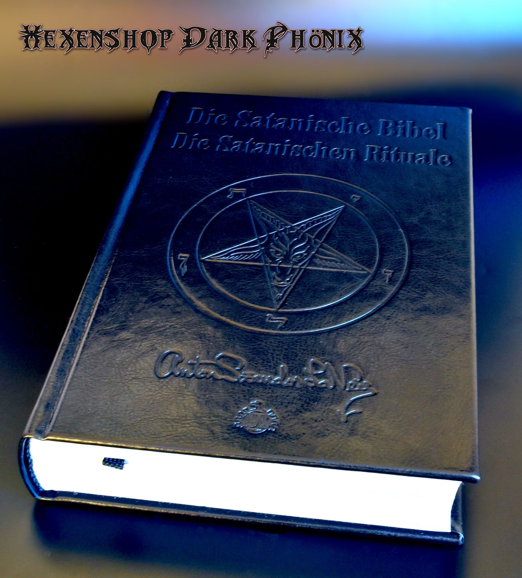 Satanische Bibel Zitate