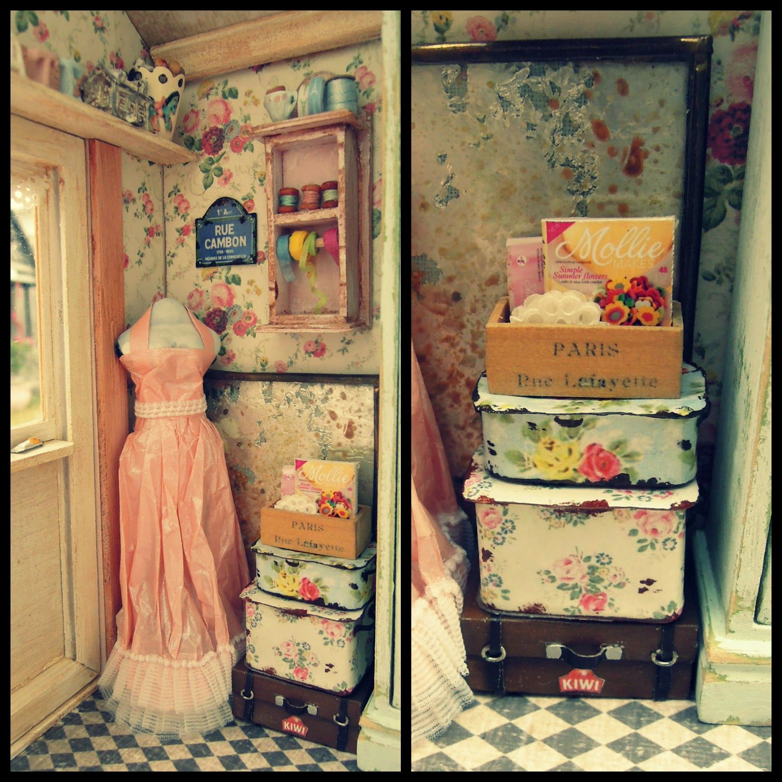 The Little Shabby Craft Shed Craft Shed Shabby Chic Decor Diy