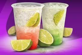 Super Kawaii Me: Summertime Copy Cat Drink Recipe: Taco Bell's Limeade Sparkler *EDITED*