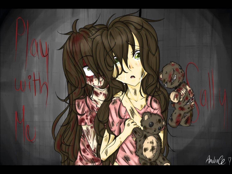 anime creepy little girl Google Search Creepypasta