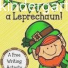 St Patricks Day Writing Activities FREE St Patricks Day Writing Activities FREE