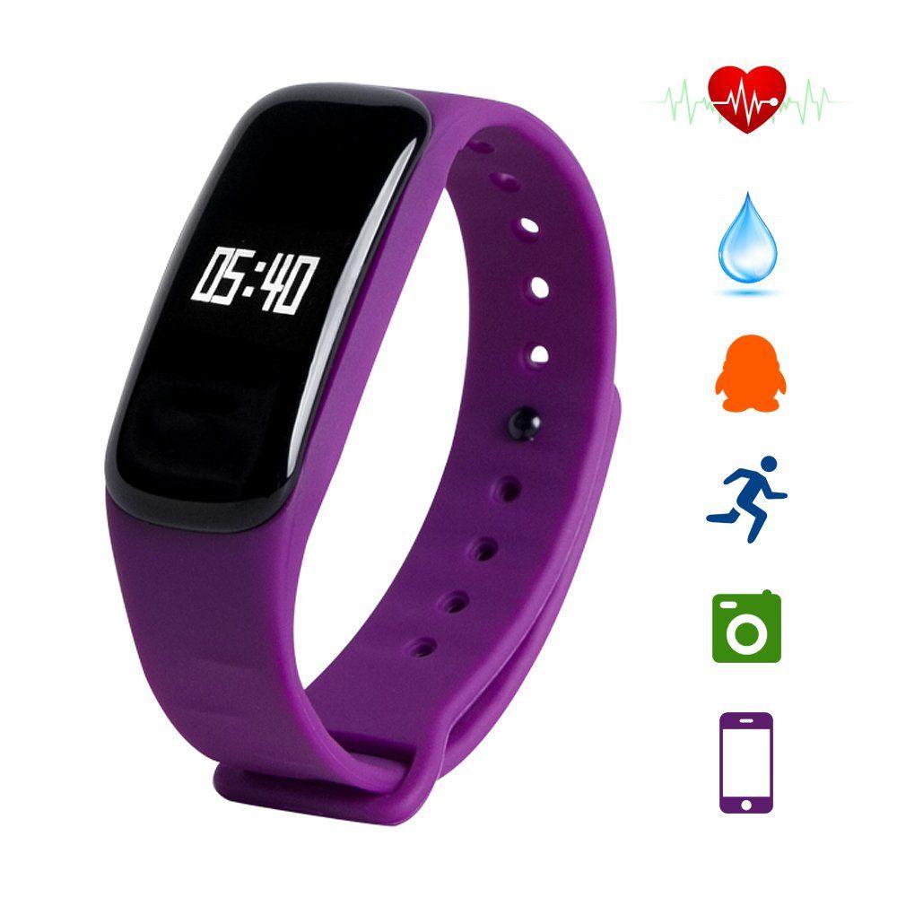 Smart Watch iSTYLE Latest M8 Bluetooth 4.0 Smart Bracelet