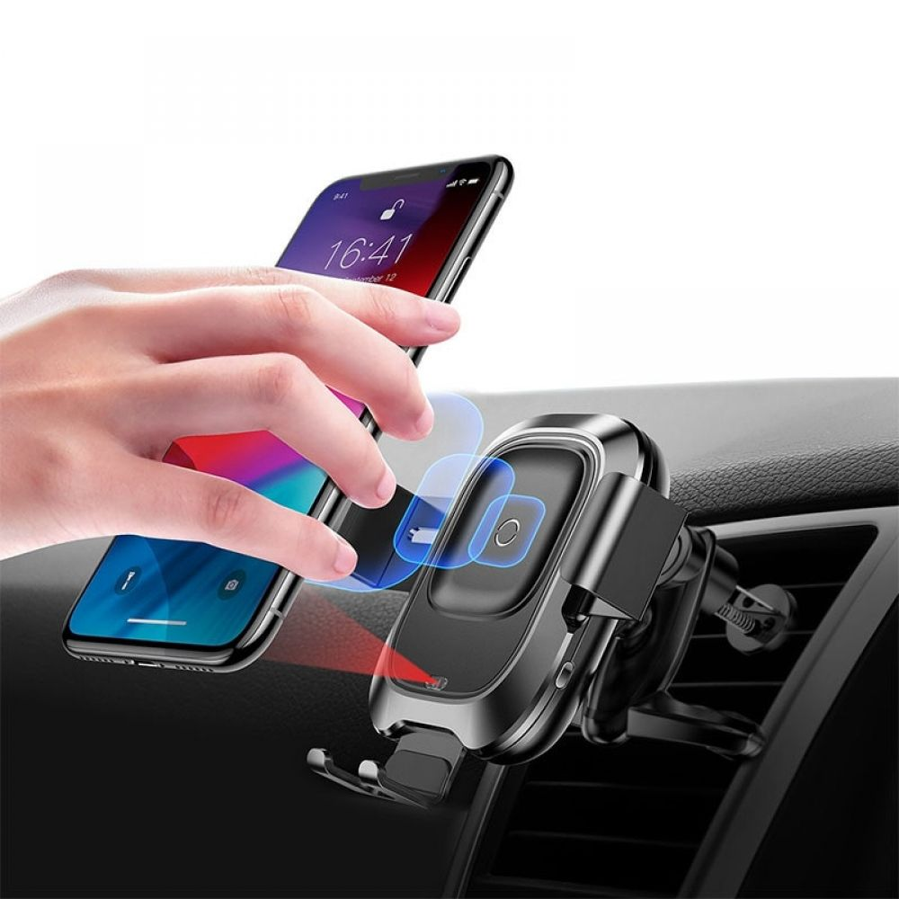 Qi Car Wireless Charger For iPhone | Wireless charger