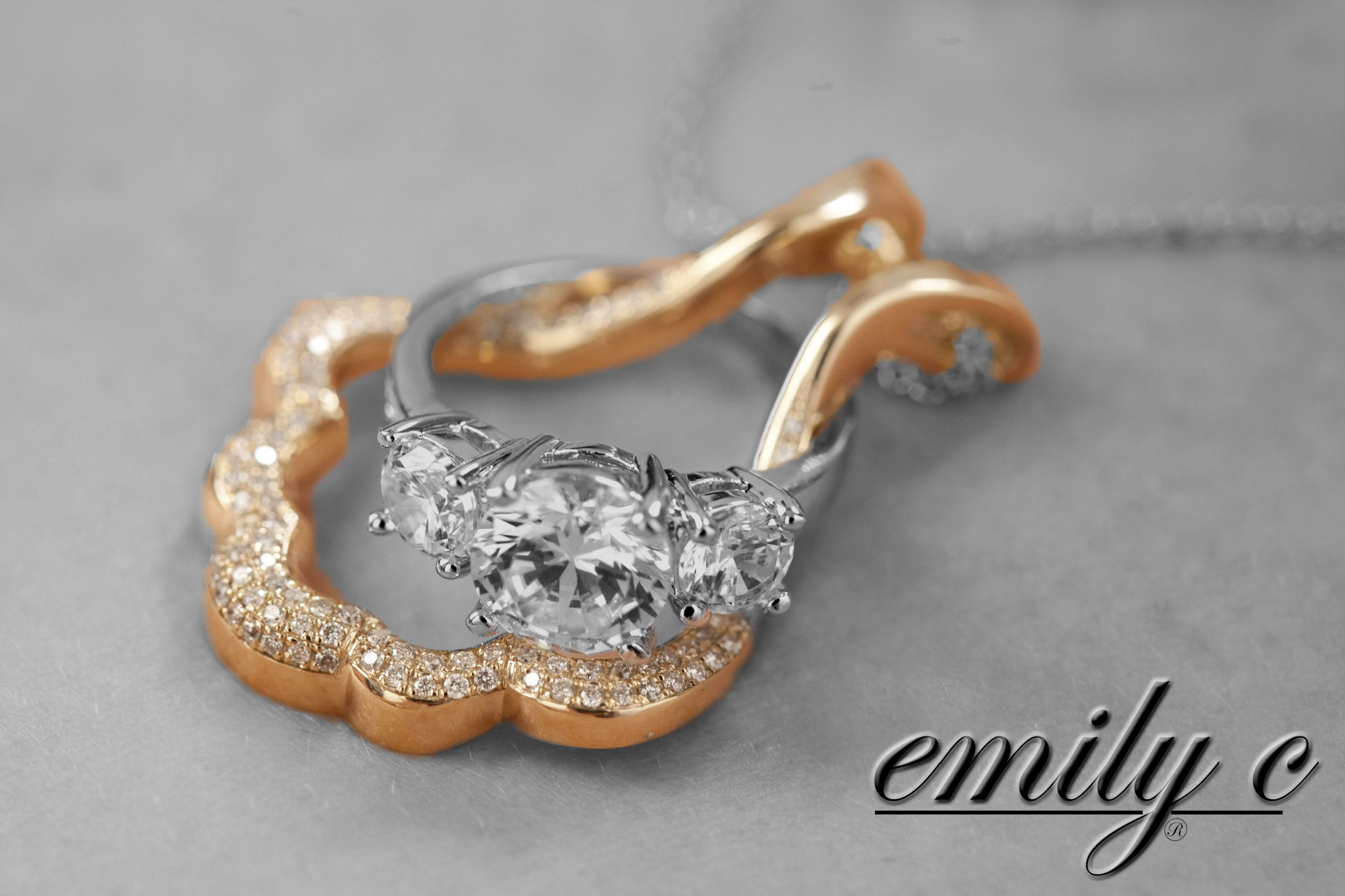 This Site Has Diffe Styles Of Necklaces That Will Safely Hold A Valuable Ring I Want For Pregnancy So Can Still Wear My Wedding The Whole