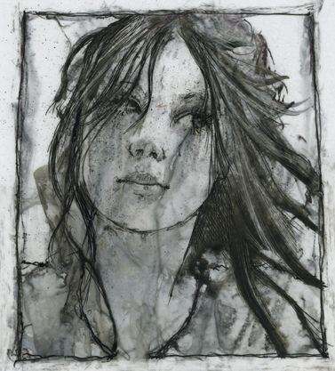 pen and ink on drafting film by derekjones.deviantart.com on @deviantART