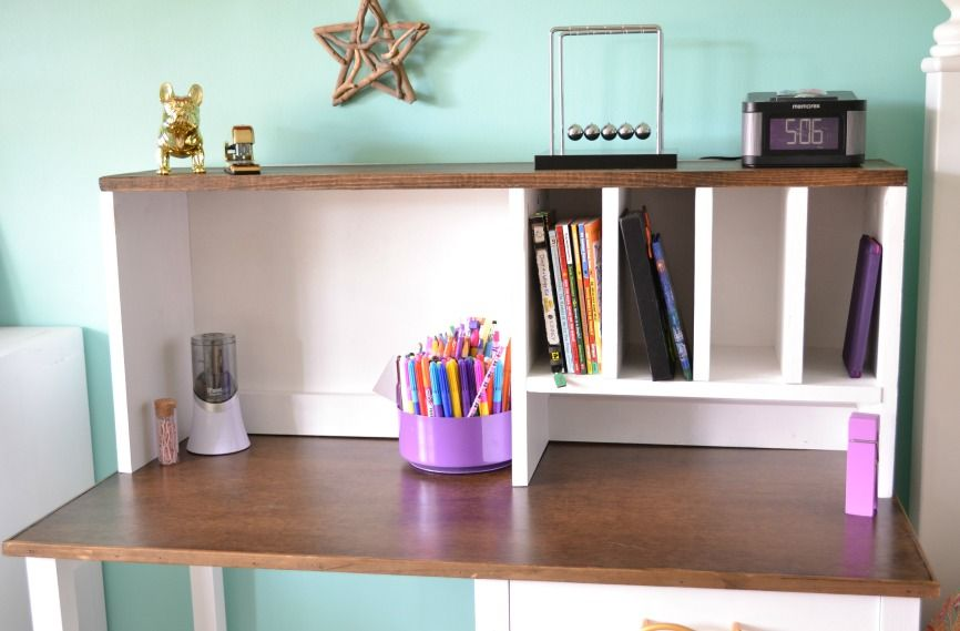 mokups rainbow desk and white hutch cheap giant with sleeping