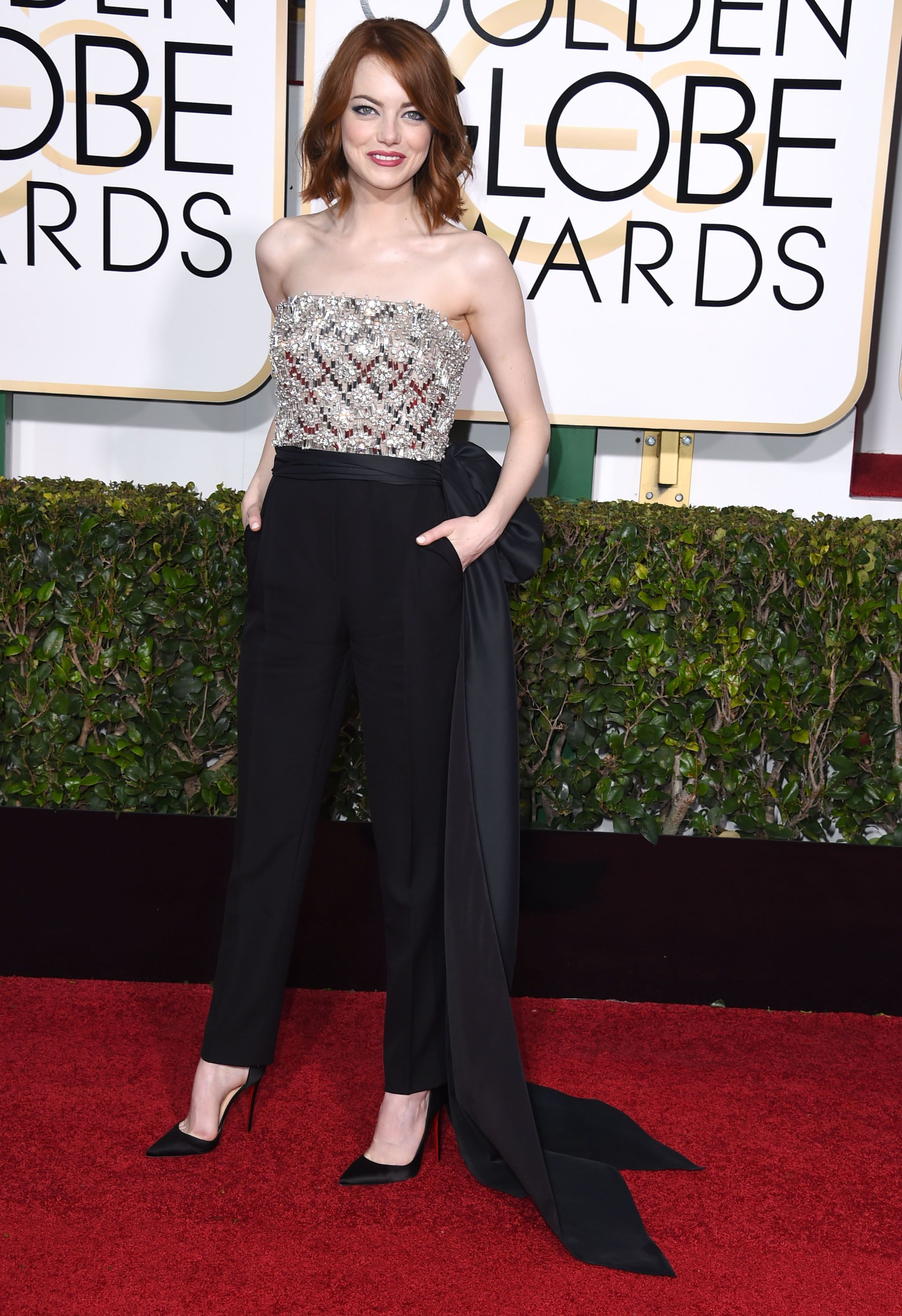 The most jawdropping gowns to ever hit the golden globes red
