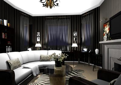 Art Deco Art Deco Living Room Art Deco Interior Design Gothic Living Rooms