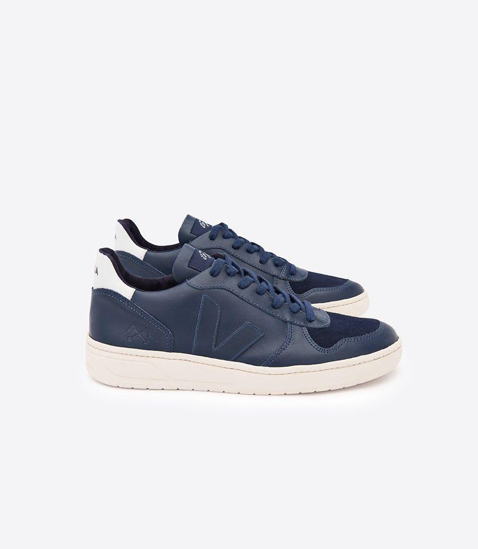 barro juez Sentimental  V-10 VEJA X BLEU DE PANAME NAUTICO - EN - VEJA STORE   Bleu de paname, Veja  store, Sneakers
