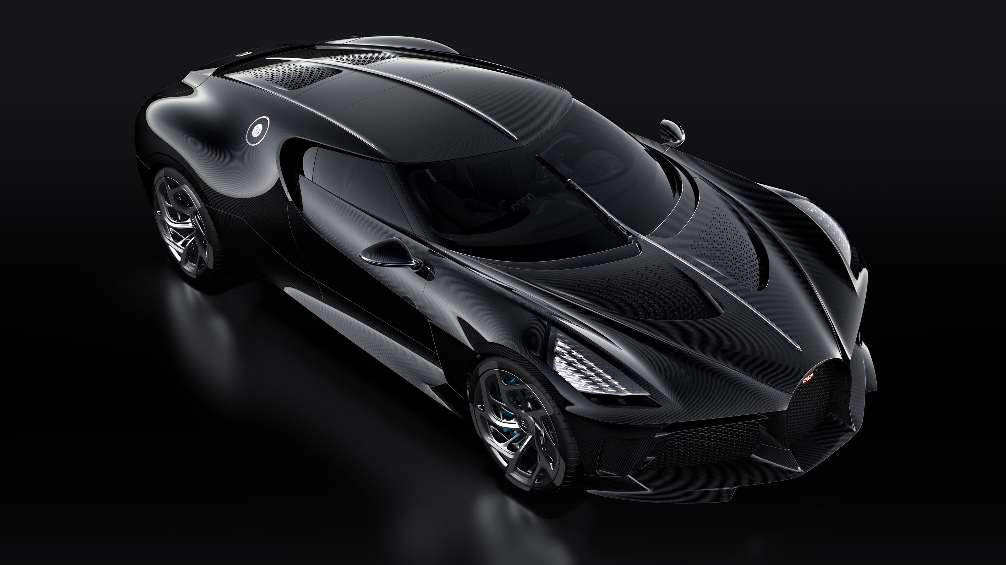 Download 2019 Bugatti La Voiture Noire Luxury Car: Bugatti La Voiture Noire 2019 4k Bugatti Wallpapers 4k