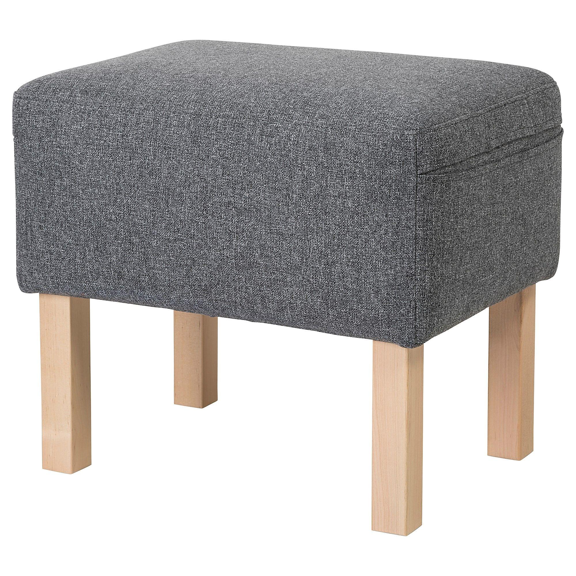 Omtanksam Footstools Pouffes Ikea Ikea Footstool Living