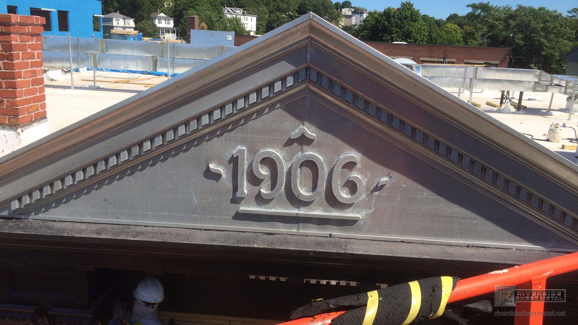 Tcsii Cornice Work Installation Cornice Roofing Installation